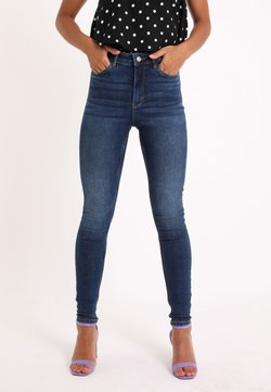 Pimkie - Jeans Skinny Fit - dunkelblau