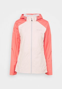 Columbia - INNER LIMITS II JACKET - Outdoorjacke - peach quartz/salmon