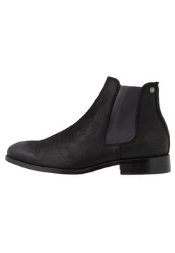 Jack & Jones - JFWPETER  - Stiefelette - anthracite