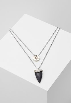 Classics77 - TIBURÓN NECKLACE 2 PACK - Necklace - silver-coloured