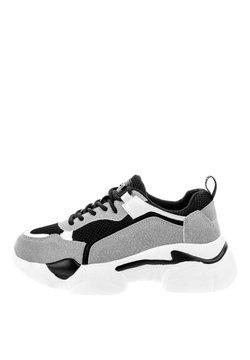 PRIMA MODA - BEVAGNA - Sneakers basse - grey
