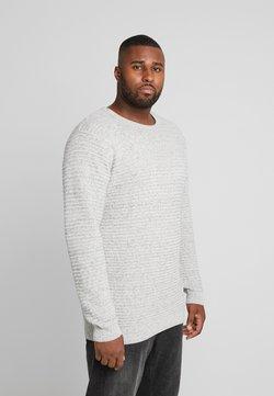 Jack´s Sportswear - CREW NECK - Pullover - grey melange