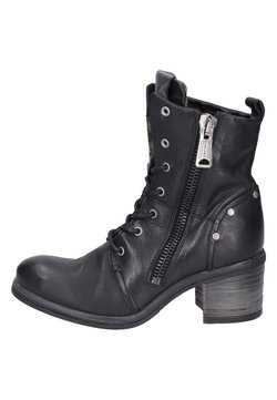 Replay - Cowboy-/Bikerstiefelette - black