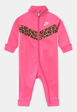 Nike Sportswear - CHEVRON - Combinaison - pinksicle