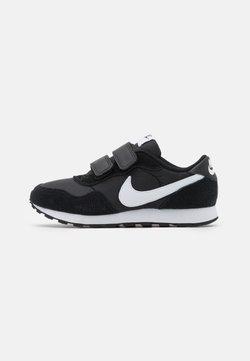 Nike Sportswear - VALIANT  - Sneakers laag - black/white