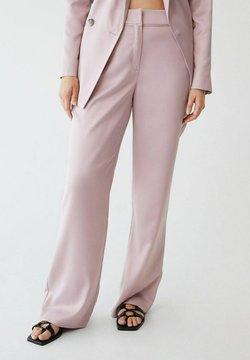 Violeta by Mango - Pantalon classique - rosa