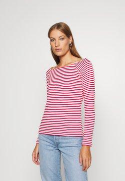 edc by Esprit - FEMINIE  - Langarmshirt - red