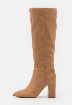 Madden Girl - FIREFLY - High heeled boots - tan