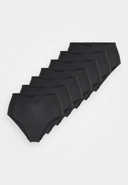 Anna Field - 7 PACK - Slip - black