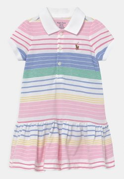 Polo Ralph Lauren - Freizeitkleid - green/pink/multi