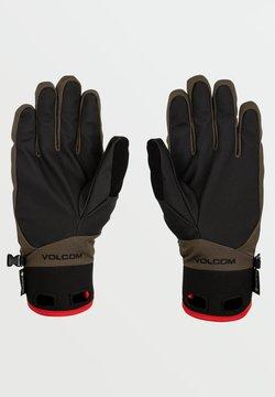 Volcom - GORE-TEX GLOVE - Fingerhandschuh - red