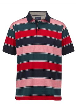 Babista - Poloshirt - rot,marineblau