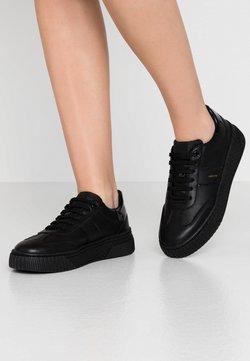 Geox - LICENA - Sneaker low - black