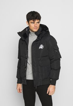 Kings Will Dream - MILFORD PUFFER JACKET - Winterjacke - black
