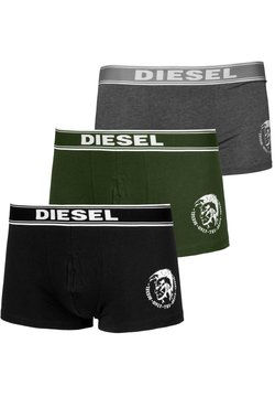 Diesel - SHAWN - Panties - green-black-grey