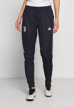 adidas Performance - JUVENTUS AEROREADY SPORTS FOOTBALL PANTS - Vereinsmannschaften - blue