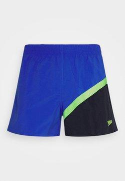 Speedo - COLOURBLOCK - Shorts da mare - beautiful blue/green