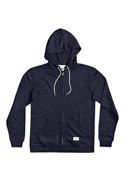 Quiksilver - Hoodie met rits - navy blazer