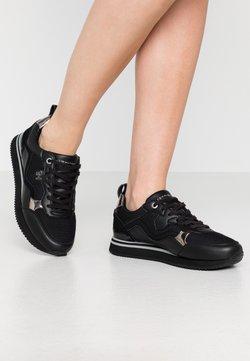 Tommy Hilfiger - FEMININE ACTIVE CITY  - Sneakersy niskie - black