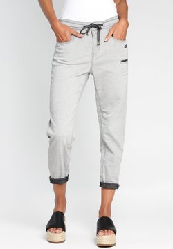 Gang - AMELIE - Jogginghose - light grey