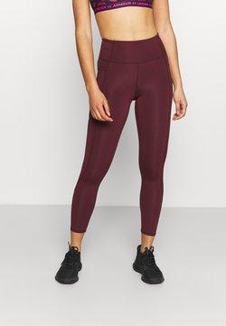 Cotton On Body - LIFESTYLE POCKET - Legging - mulberry laser