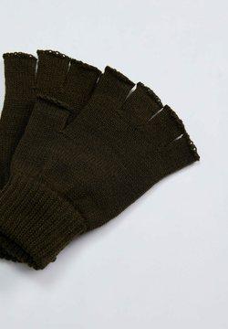 DeFacto - Kurzfingerhandschuh - khaki