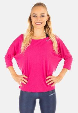 Winshape - MCS001 ULTRA LIGHT - Longsleeve - deep pink