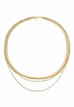 Elli - LAYER LOOK - Halskette - gold