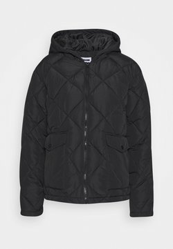Noisy May Curve - NMFALCON JACKET - Overgangsjakker - black
