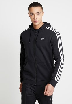 adidas Originals - 3-STRIPES  - Sweatjacke - black