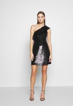 MICHAEL Michael Kors - SEQUIN DRESS - Vestito elegante - black