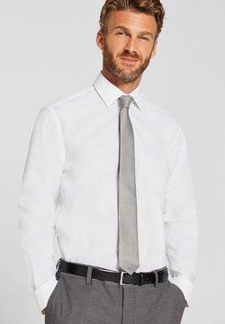 Esprit Collection - MIT MECHANISCHEM STRETCH - Businesshemd - white