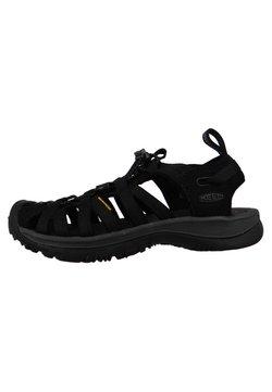 Keen - Sandales de randonnée - black