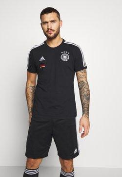 adidas Performance - DFB 3S TEE - Equipación de selecciones - black