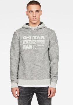 G-Star - Sweat à capuche - cool grey