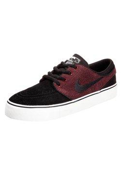 Nike SB - STEFAN JANOSKI - Sneakers laag - team red/black/ivory