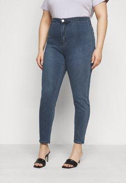 Glamorous Curve - LADIES - Jeans Skinny Fit - mid stonewash