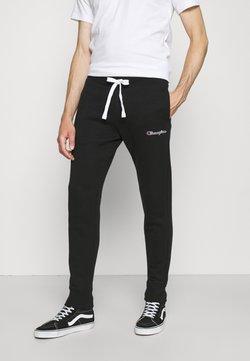 Champion Rochester - CUFF PANTS - Jogginghose - black