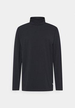 Lindbergh - PLUS - Langærmede T-shirts - navy
