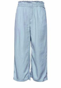 Street One - Stoffhose - blau