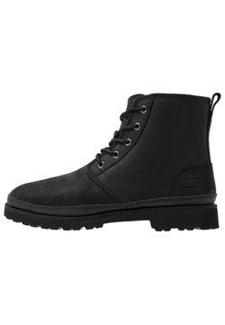 UGG - HARKLAND WP - Veterboots - black
