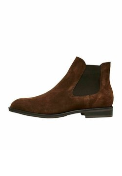 Selected Homme - SLHLOUIS - Stiefelette - brown stone