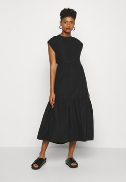Gina Tricot - ESTHER DRESS - Sukienka letnia - black
