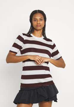 Scotch & Soda - T-Shirt print - combo a
