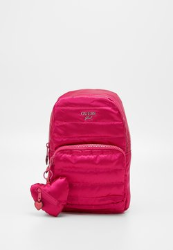 Guess - TILLY SMALL BACKPACK - Reppu - fuxia
