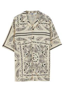 PULL&BEAR - Koszula - mottled beige