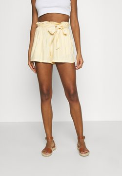 Hollister Co. - CHAIN SOFT - Shorts - yellow