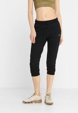 ONLY Play - ONPELINA 3/4 PANTS - Jogginghose - black