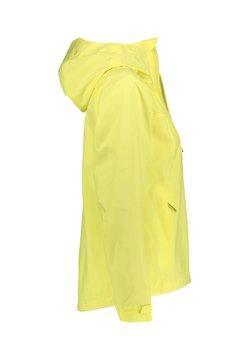 Jack Wolfskin - JWP SHELL - Regenjacke / wasserabweisende Jacke - gelb