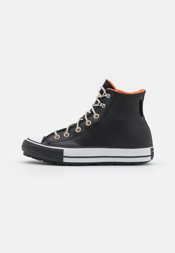 Converse - CHUCK TAYLOR ALL STAR WINTER WATERPROOF UNISEX - Sneakers high - black/white
